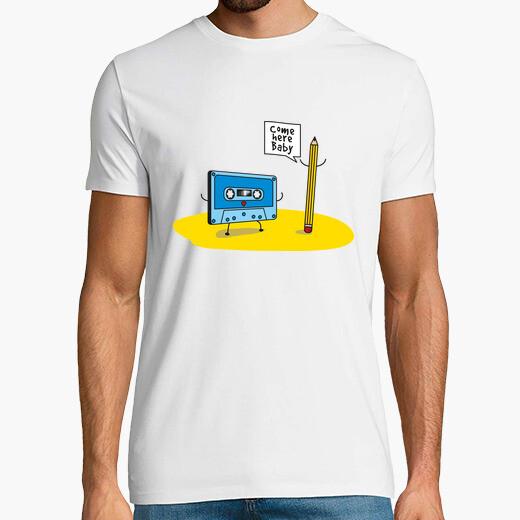 Camiseta Tape loves pencil