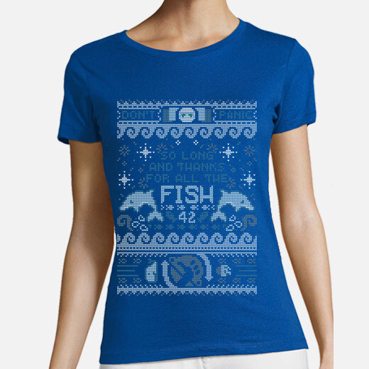 Camiseta Thanks for the fish!