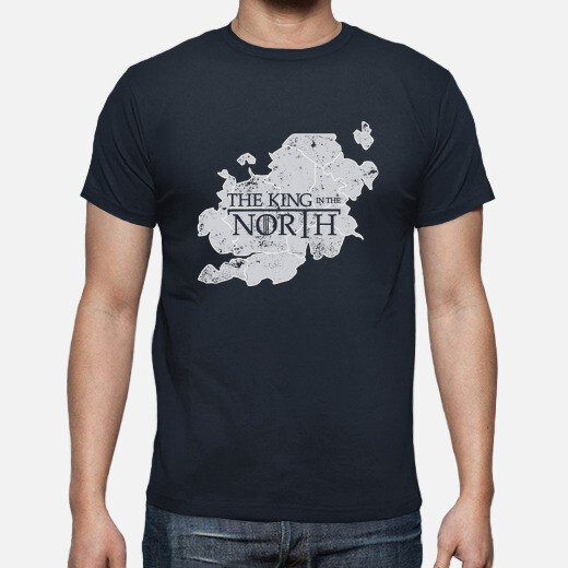 Camiseta The King in the north