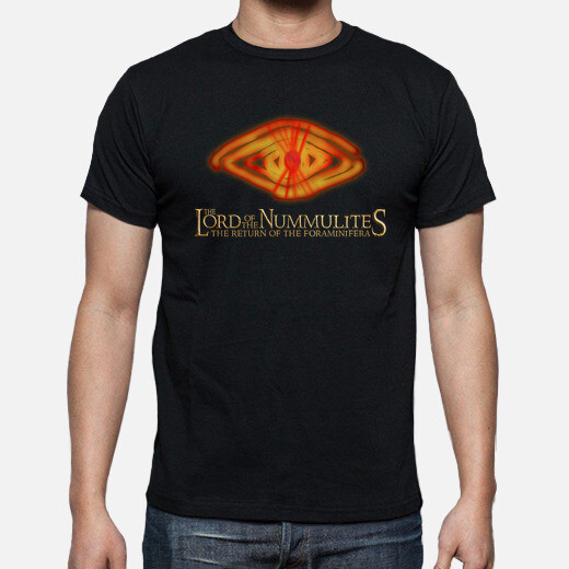 Camiseta The Lord of the Nummulites