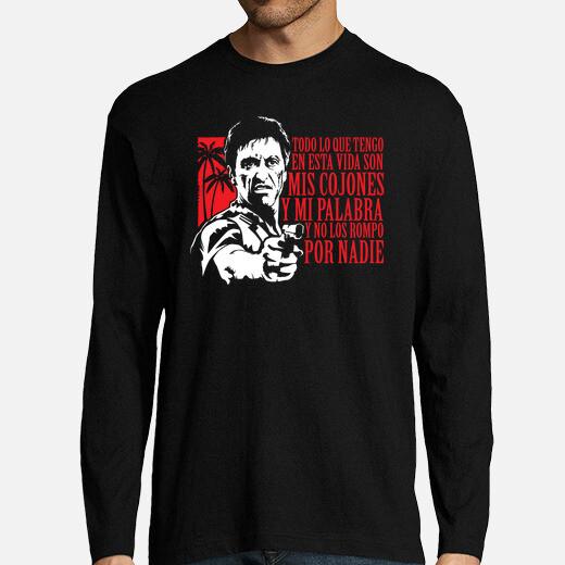 Camiseta Tony Montana (Scarface)