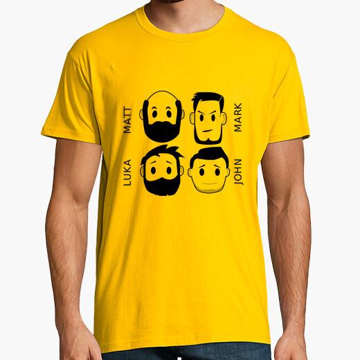 Camiseta Top Evangelistas Adultos Premium