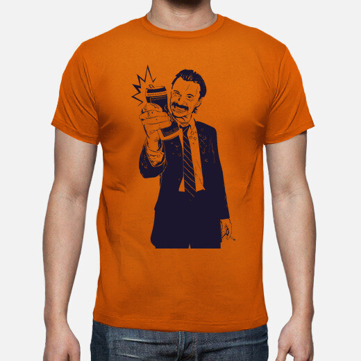 Camiseta Trainspotting. Angry Begbie