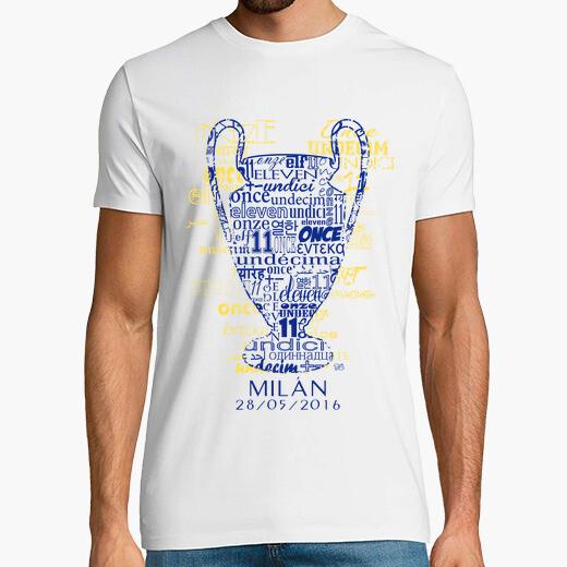 Camiseta Undecima