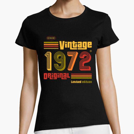 Camiseta Vintage 1972