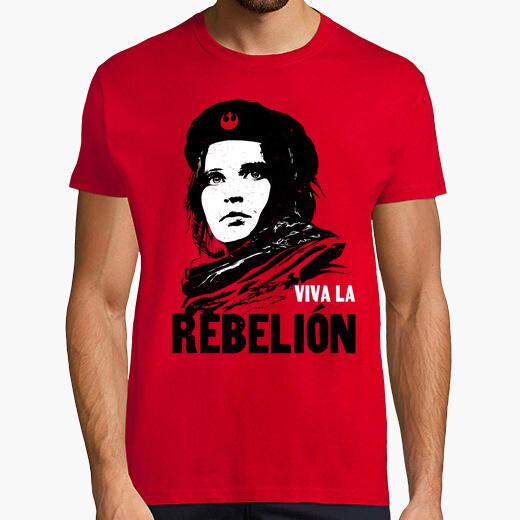 Camiseta Viva la Rebelión
