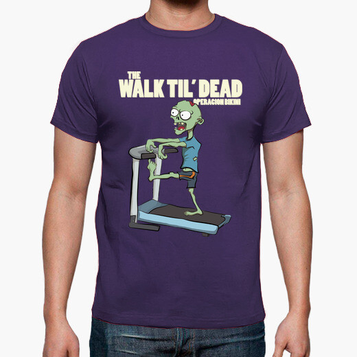 Camiseta Walk Til' Dead