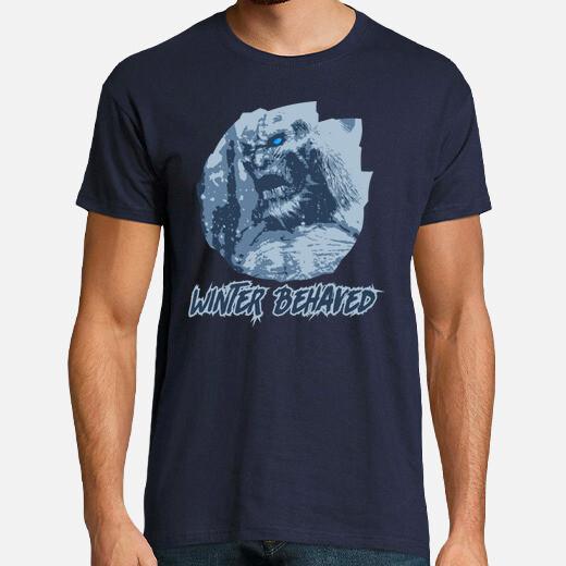 Camiseta Winter Behaved (hombre)