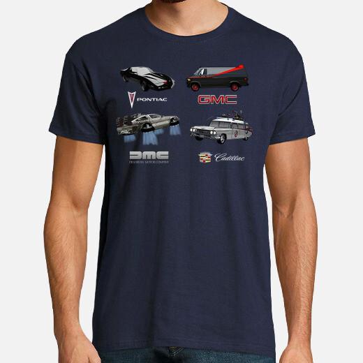 coches de cine y tv 80s