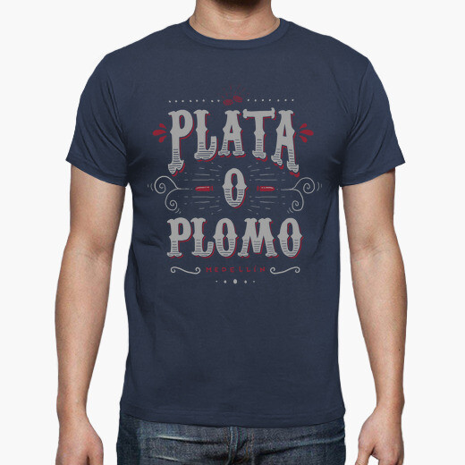 Colombian deal t-shirt