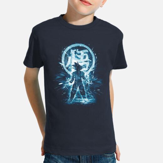 Dragon storm blue kids clothes