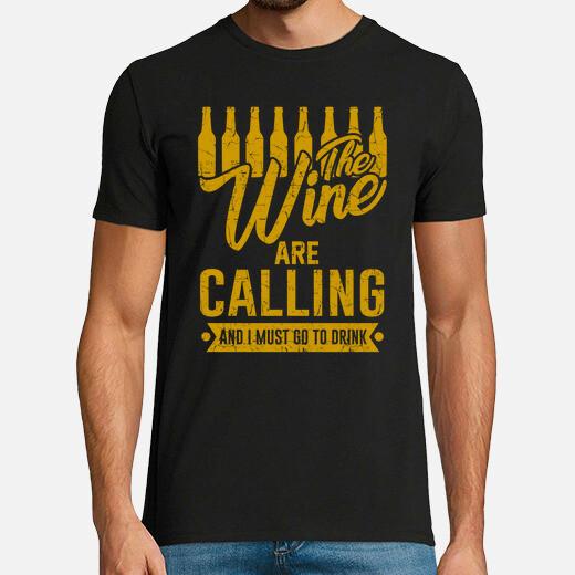 el vino está llamando