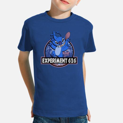 Experiment 626 - stitch kids clothes