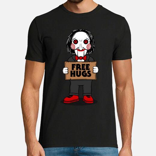 Free hugs - saw t-shirt