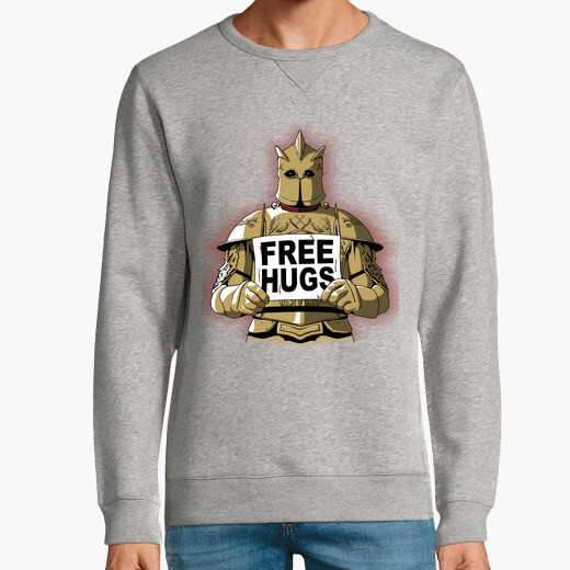 Free hugs by the mountain hoodie