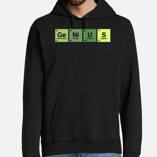 Genius hoodie