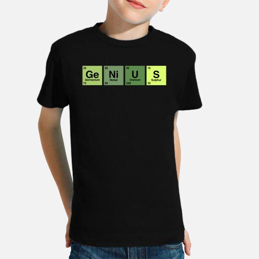 Genius kids clothes
