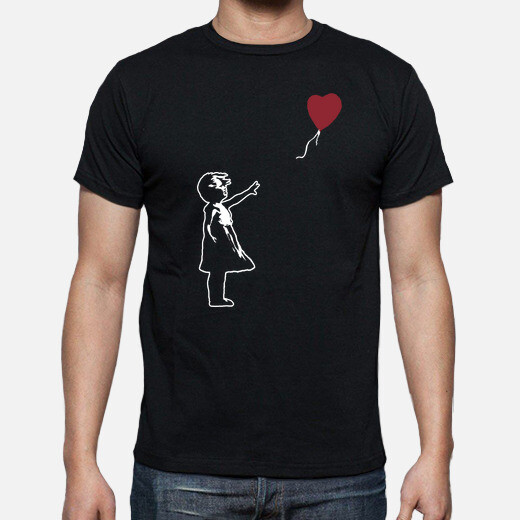 girl with balloon - there is always hope - banksy