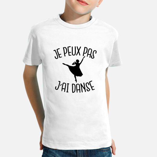 I can not i have dance kids clothes