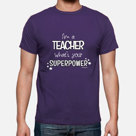 i'm a teacher, what's your superpower