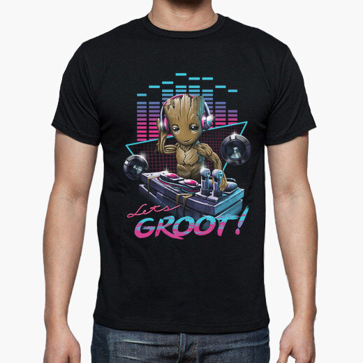 Let's Groot!  t-shirt