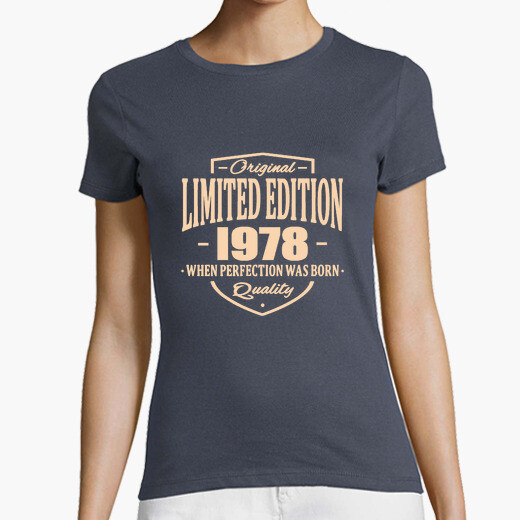 Limited edition 1978 t-shirt