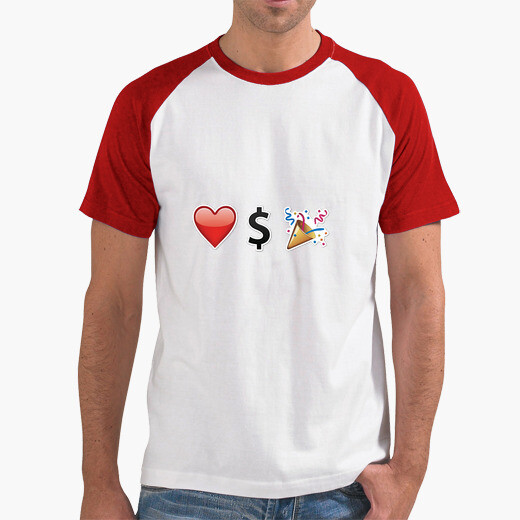 Love Money Party Camiseta Boy