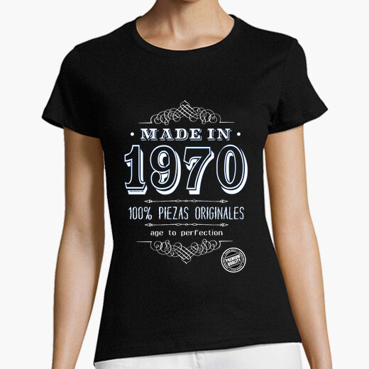 Made in 1970 t-shirt