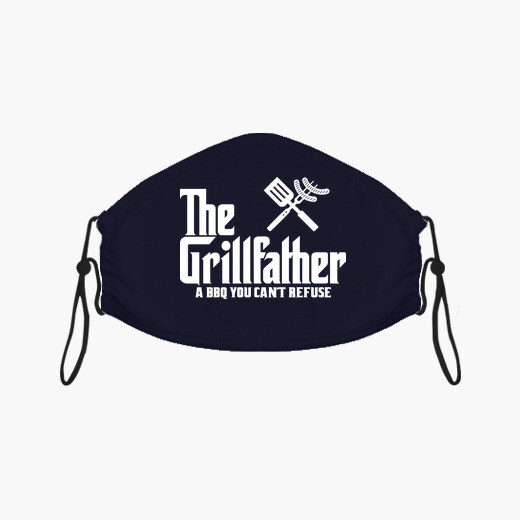 Mascarilla The Grillfather
