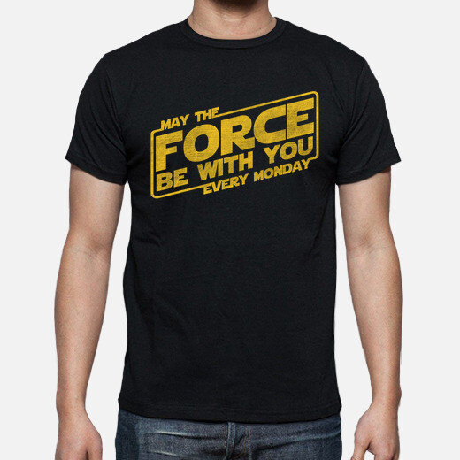 May the force be with you every monday...