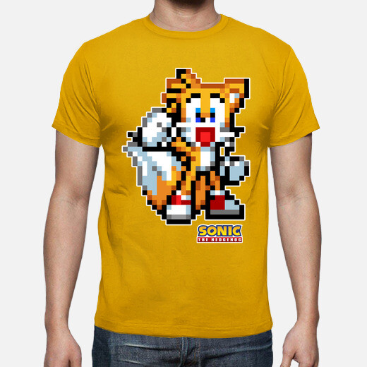 Miles Tails Prower Sonic Advance Camiseta...