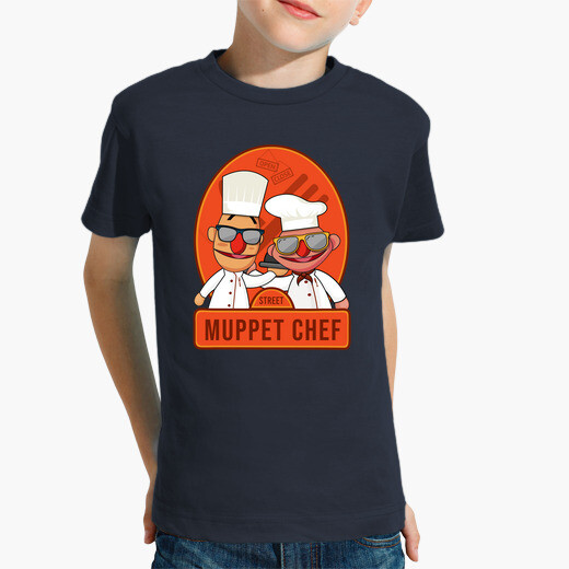 Muppet chef kids clothes