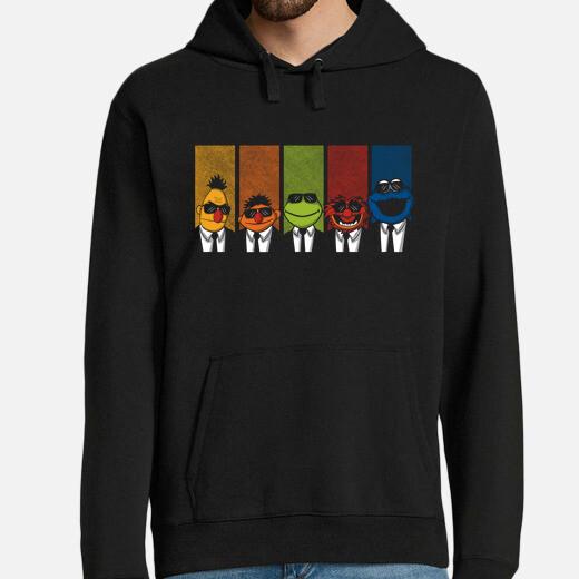 Muppets reservoir v2 hoodie