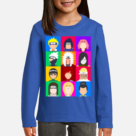 Naruto Icons kids clothes