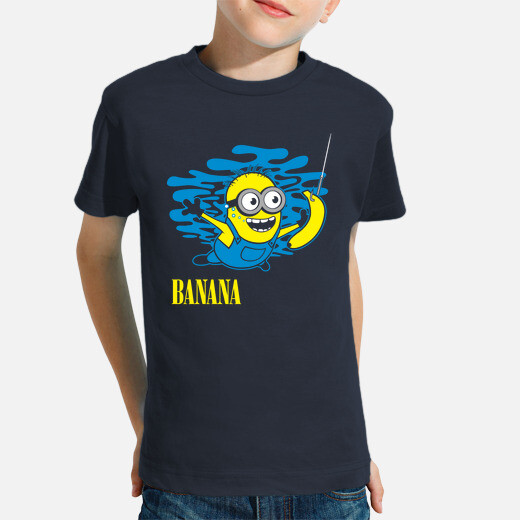 Nirvana Banana kids clothes