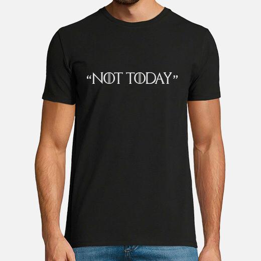 not today , arya stark