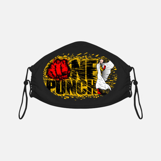 Only one punch mask