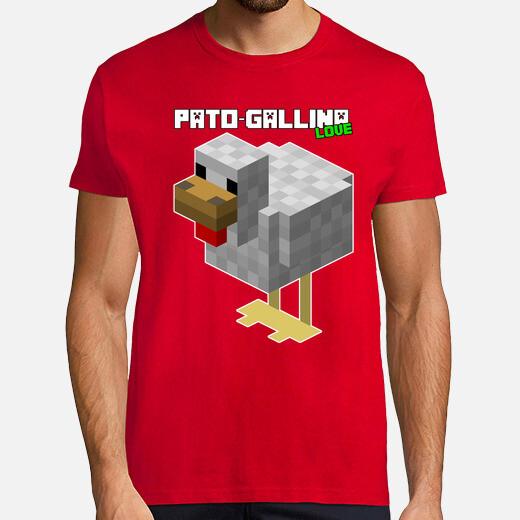 pato-gallina love de towngameplay (hombre)