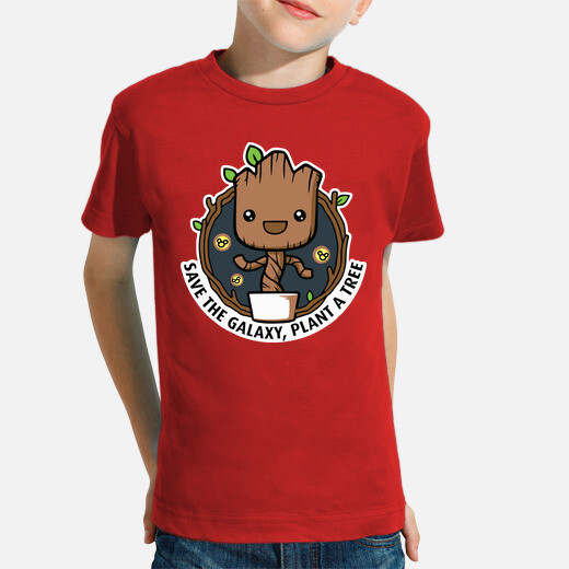 Plant Groot kids clothes