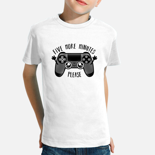 Play five more minutes kids clothes