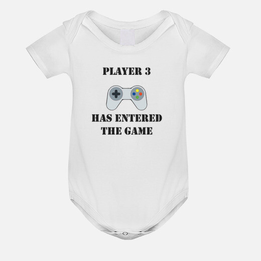 player 3 has entered the game / jugador
