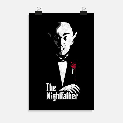 Póster The Nightfather