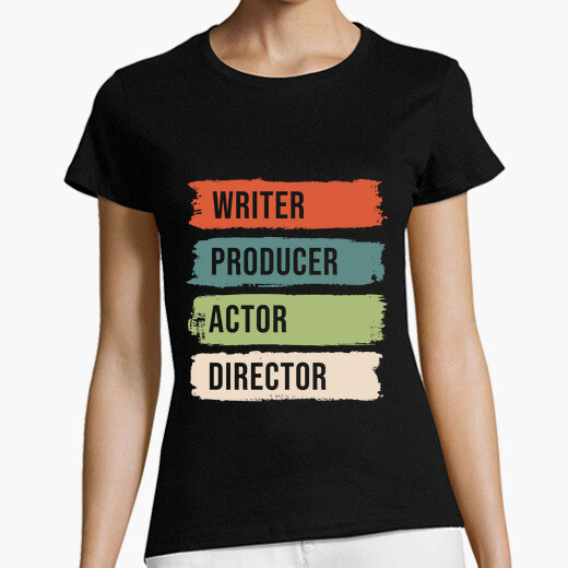 Professions in the film business t-shirt