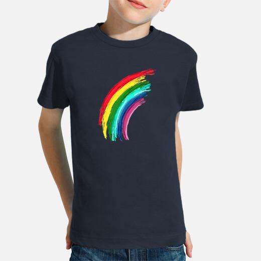 Rainbow children's clothes