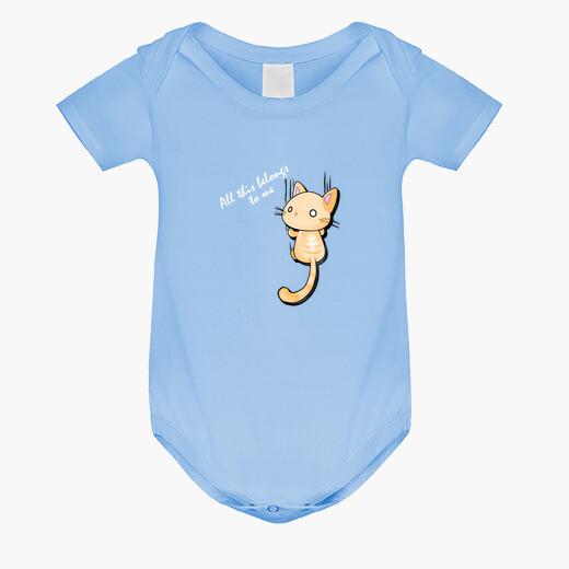 Ropa infantil All this is mine