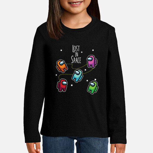 Ropa infantil Among us Lost in Space