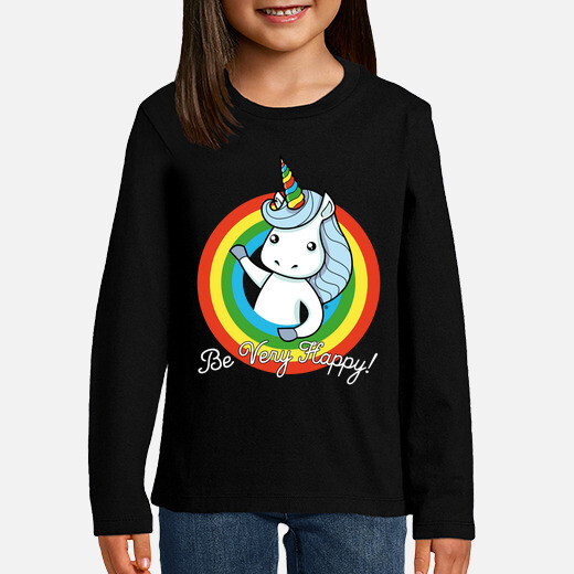 Ropa infantil Be Very Happy