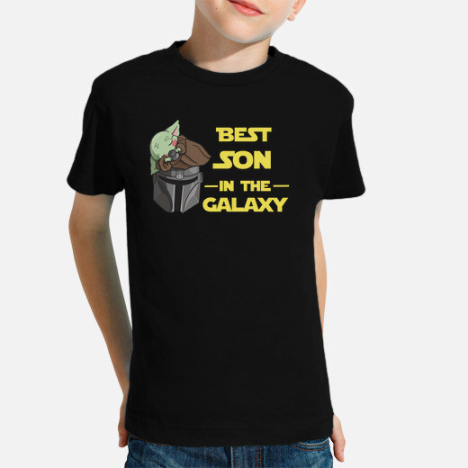 Ropa infantil Best son in the galaxy
