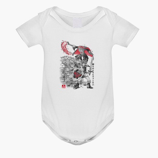 Ropa infantil Between Worlds Sumi-e