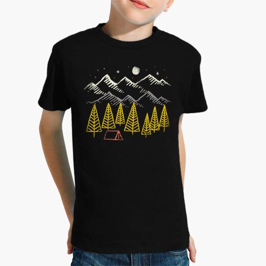 Ropa infantil bosque de campo